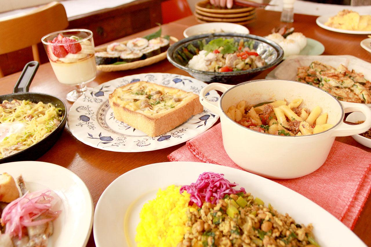 料理家tottoちゃんインタビュー 妊婦さんとごはんの話 ~家族で食卓を囲んだ温かい記憶~