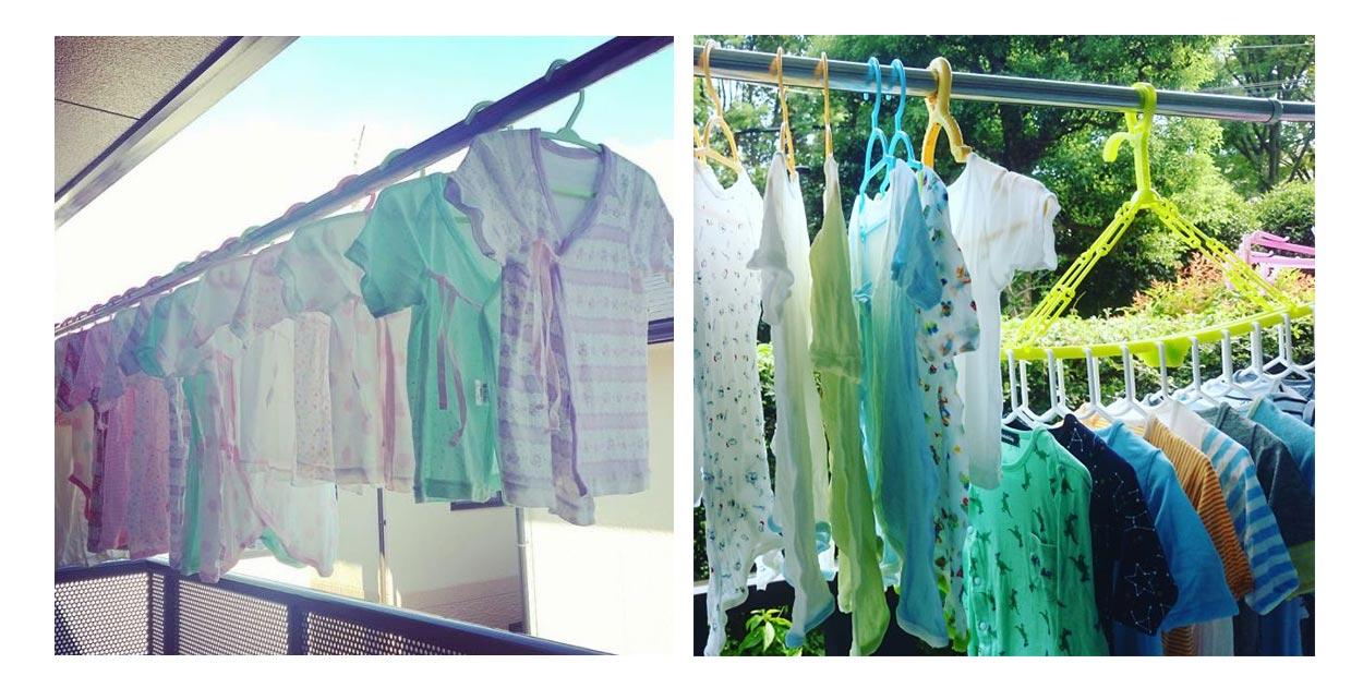 世界一幸せな洗濯