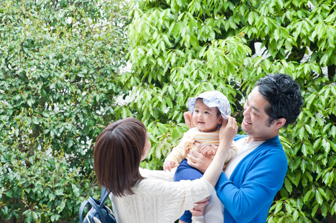 赤ちゃんとのおでかけデビュー!おすすめの場所と気をつけたいこと。