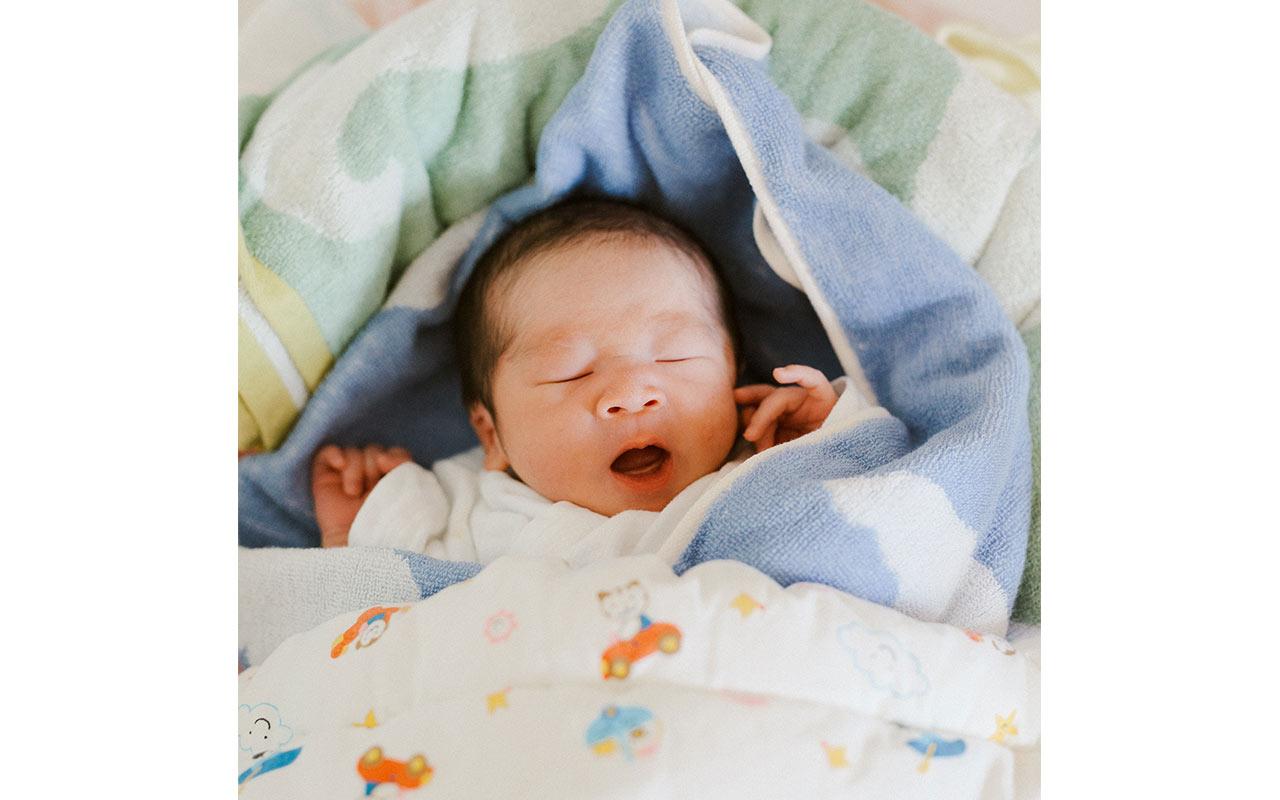 後藤家のちちとははの子育て日記「ときのすけが生まれた日」父編