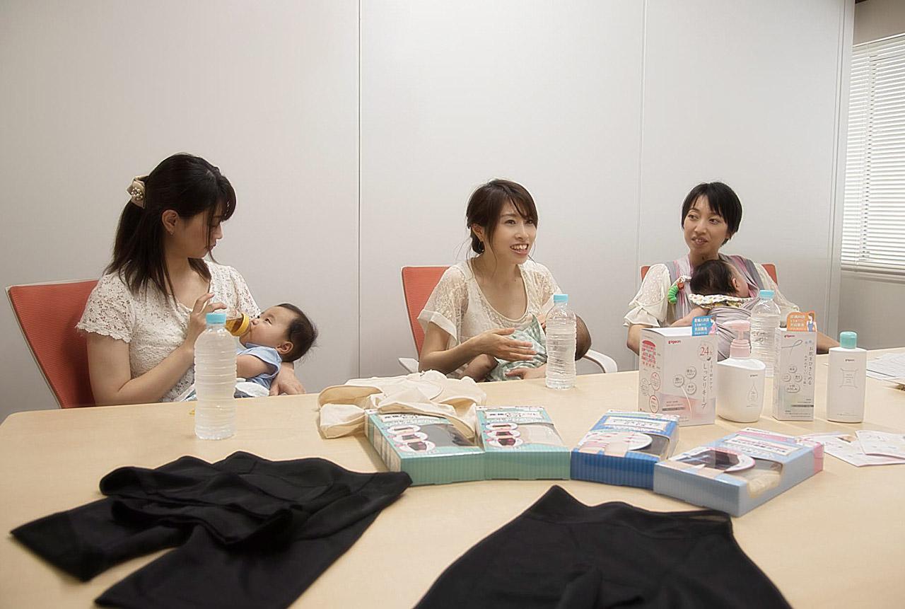 「産後リフォームインナーって必要なの?」使ったママ、使わなかったママ、それぞれの本音を公開!~産後ママの座談会