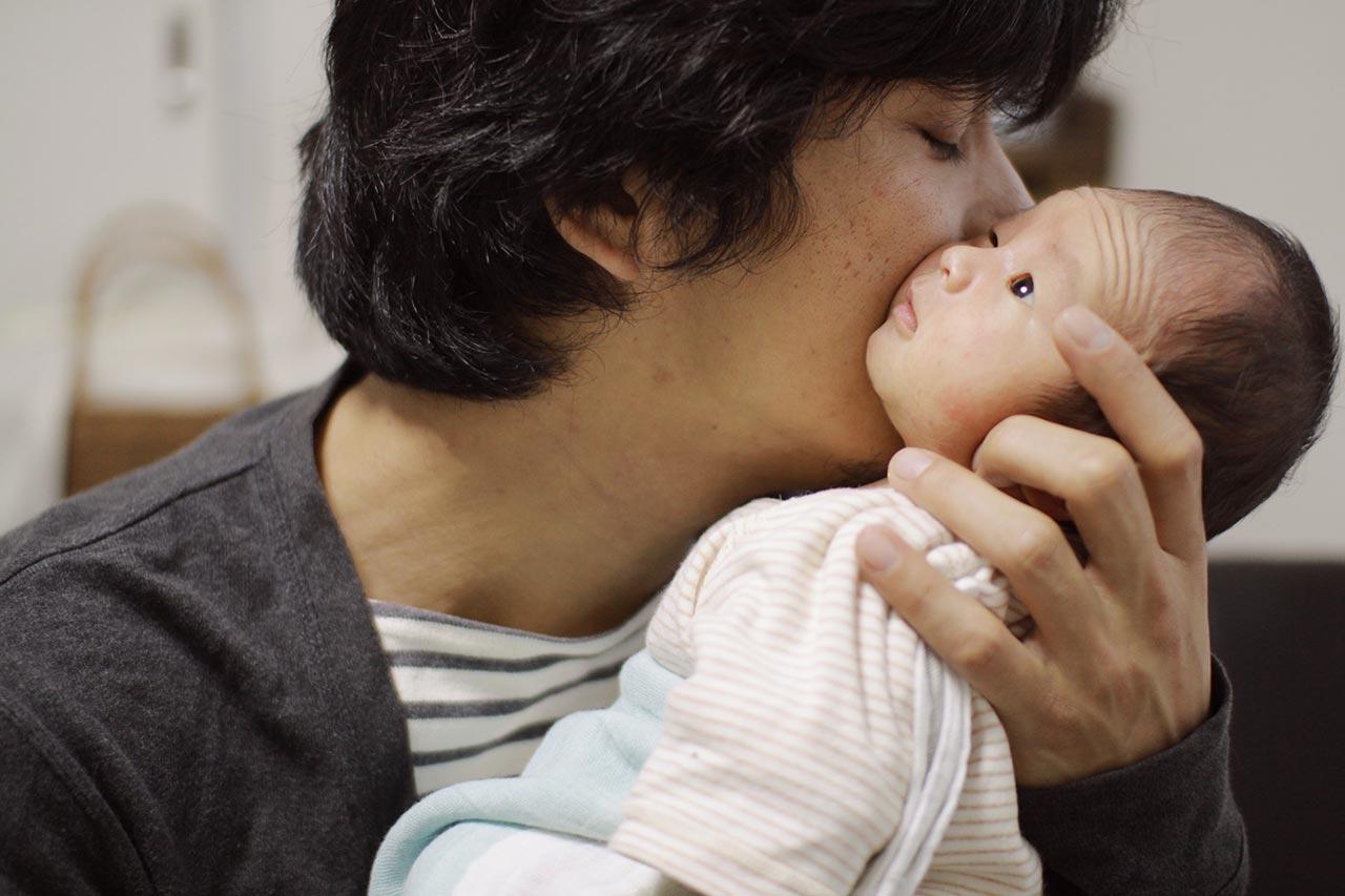 「生まれたばかりの息子と、お母さんになったばかりの私~後編~」
