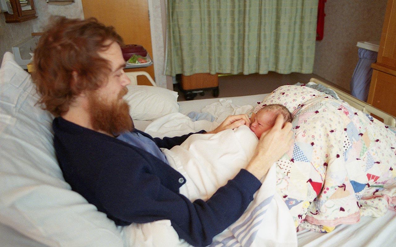 子育てを、ちょっと素敵にする工夫「アメリカでの出産は分娩室のカスタマイズから!?~前編~」