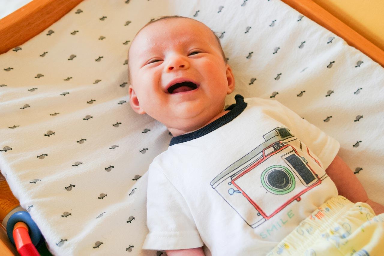 子育てを、ちょっと素敵にする工夫「赤ちゃんに、何着せる?」