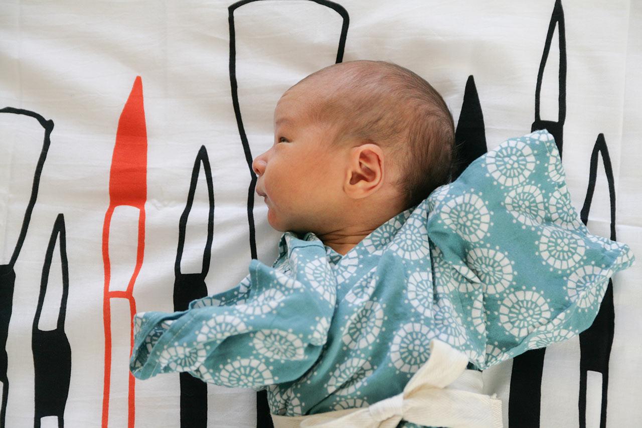 赤ちゃんをむかえる準備(赤ちゃんの名付け&先住犬との付き合い方)